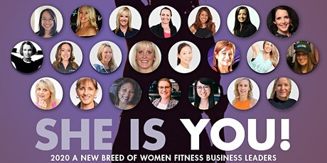 Ignite Women's Fitness Business Event With Mel Tempest tickets