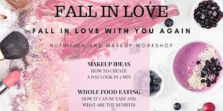 Nutrition & Makeup Workshop tickets