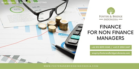 Finance for Non Finance  Managers tickets