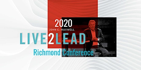 LIVE2LEAD- Richmond Conference 2020 tickets