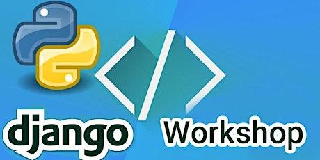 Free Django Workshop tickets