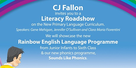 CJ Fallon - Literacy Roadshow | *May be postponed by HSE event guidelines* tickets