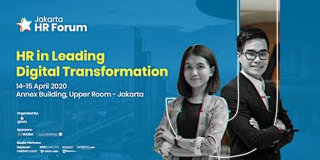 [Glints] Jakarta HR Forum 2020 tickets