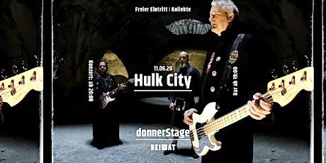donnerStage Live w/ Hulk City Tickets