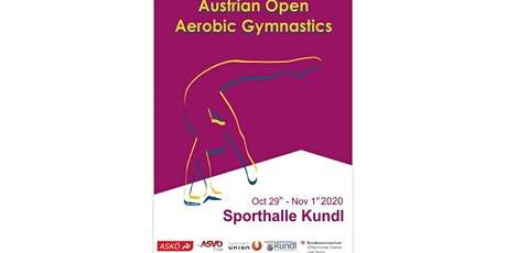 Austrian Aerobic Gymnastics Open Tickets