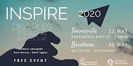 Inspire 2020 - Townsville tickets