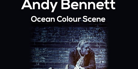 Live music | Andy Bennett tickets