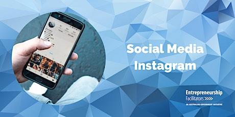 WEBINAR - Instagram for Business tickets