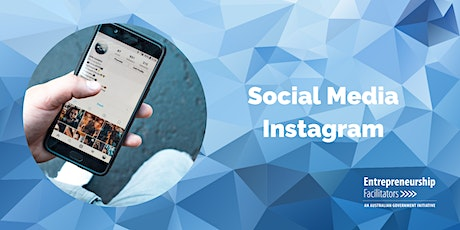 Instagram for Business  - In Person or Zoom Options tickets