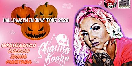 Shauna Knapp - City Nightclub - Eugene, OR tickets