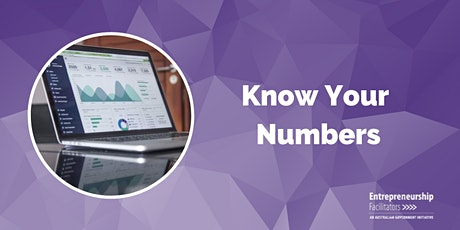 Know Your Numbers - Zoom Option Available tickets