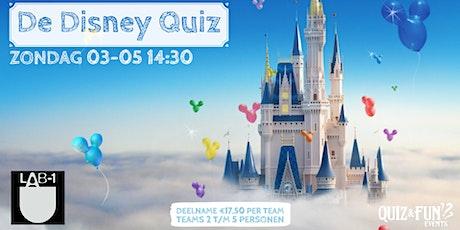 De Disney Quiz | Eindhoven tickets