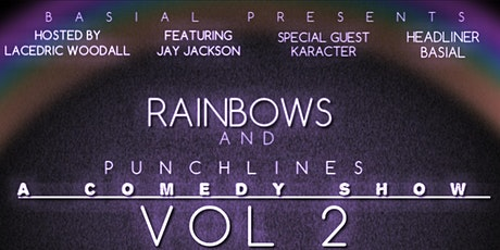 Rainbows and Punchlines Vol 2 tickets