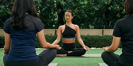 Yoga | Janith Chang - Fearless Flow by CAHAYA tickets