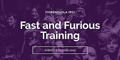 Fast and Furious Training  06/06/2020 biglietti