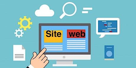 Site web et référencement SEO : comment faire communiquer efficacement votre entreprise ? initiation à l'outil digital (petit groupe) billets