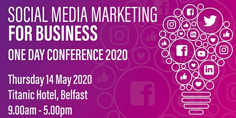Social Media Savvy - The Conference tickets
