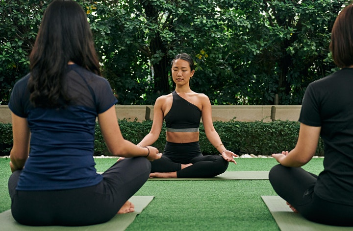 Yoga + Fitness   Janith Chang - Flow into Strength by lululemon image