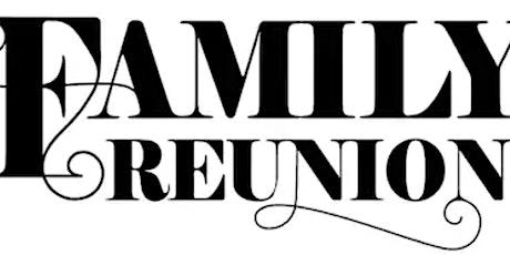 Comfort Community Family Reunion tickets