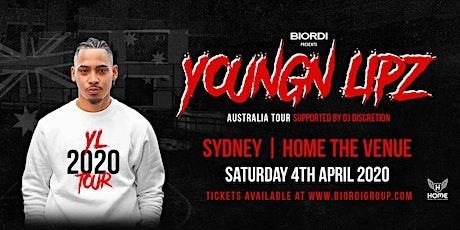 *POSTPONED* Youngn Lipz - Sydney Show 2020 (+18) tickets