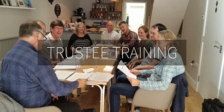 AFVS CIC Webinar Trustee Training - Roles & Responsibilities (was Frimley) tickets