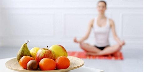 """Yoga & Ayurveda Workshop """"Stärke deine Verdauungskraft"""" tickets"""