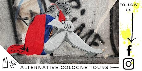 Street Art Tour Ehrenfeld [Deutsch/ in German] von AlternativeCologneTours.com Tickets