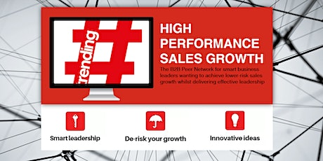 #TRENDING. CEO Sales & Marketing Advisory Network Meeting tickets