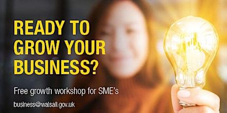 Business Growth Workshop tickets