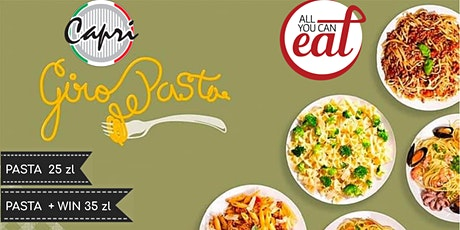 Giro Pasta  - All u can Eat tickets