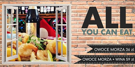 OWOCE MORZA   - All u can Eat tickets