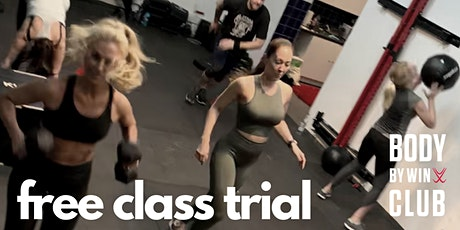 LOSE WEIGHT for Summer - Functional Training - Free Trial + Spring Special Tickets
