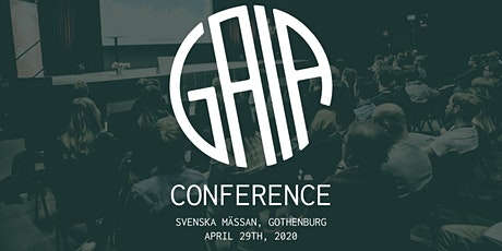 GAIA Conference 2020 biljetter