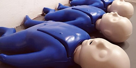 1 Day Emergency Paediatric First Aid Training Course Liverpool tickets