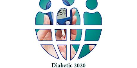 Diabetic 2020 tickets