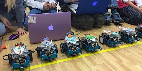 Aktionstag: Robotics - Eine Reise ins Weltall Tickets