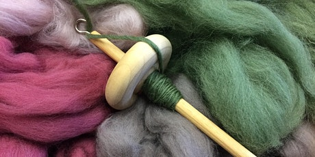 Introduction to Hand Spinning on a Drop Spindle tickets