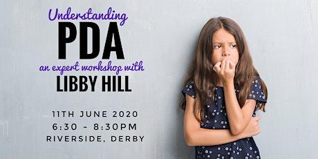 Understanding PDA webinar- Derby tickets