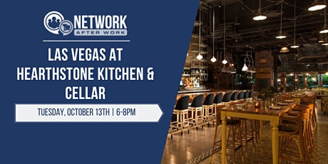Network After Work Las Vegas at Hearthstone Kitchen & Cellar tickets