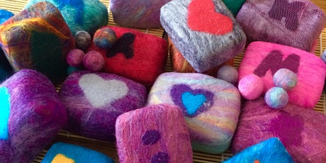 Felted Soap tickets