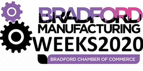 Bradford manufacturing Weeks 2020 Registration tickets