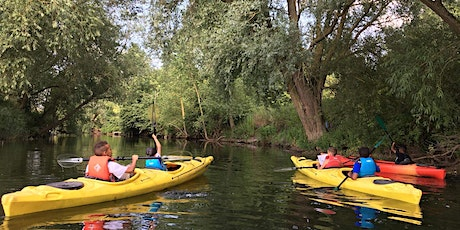 Canoe Course - Summer Half Term 2 After School - X06W tickets