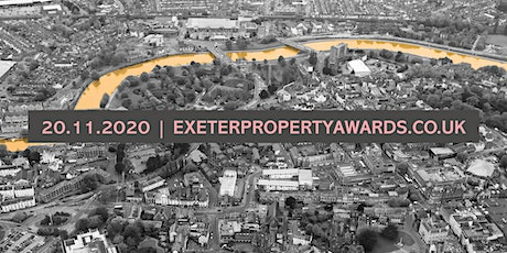 Exeter Property Awards 2020 tickets