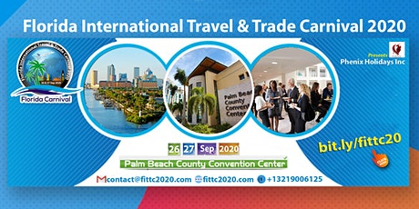 Florida International Travel & Trade Carnival 2020 tickets