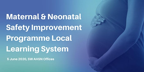 Maternal & Neonatal Safety Improvement Programme LLS9 tickets