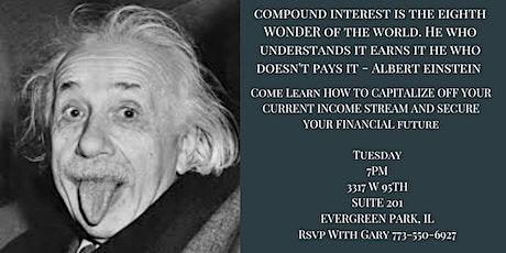 Talking Finances Tuesday tickets
