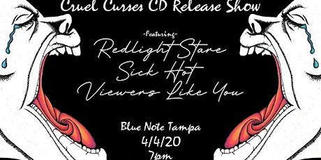 Cruel Curses Album Release Show tickets
