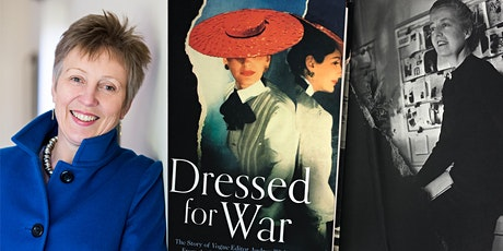 CANCELLED Julie Summers: 'Lessons for Sustainable Fashion from World War 2' tickets