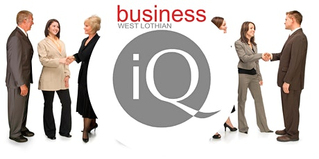 Business iQ West Lothian April 10th 2020 tickets