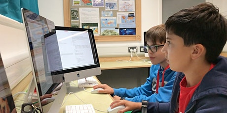 Virtual Fire Tech Junior Python Easter Camp tickets
